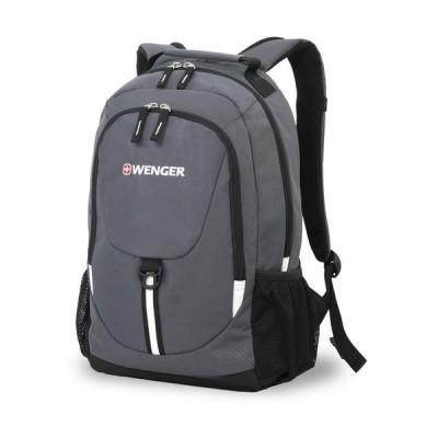 Рюкзак WENGER серый/чёрный 20 л (31264415)
