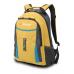 Рюкзак WENGER желтый-голубой-серый 32x15x45 см 22 л