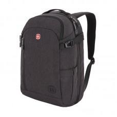 Рюкзак WENGER 18,5'', серый, ткань Grey Heather, 31x20x47 см, 29 л