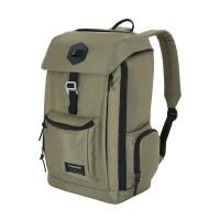 Рюкзак WENGER 18'', оливковый, полиэстер 900D, 28x17,8x45,7 см, 22 л