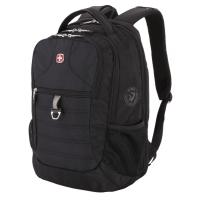 Рюкзак WENGER 15'' черный 34х19х46 см 29 л