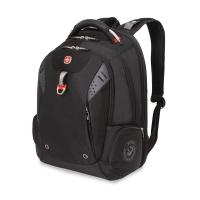 Рюкзак WENGER, 15'', черный, полиэстер 900D, 32х24х46, 34 л