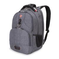 """Рюкзак WENGER 15"""" серый ткань Grey Heather 31 л"""