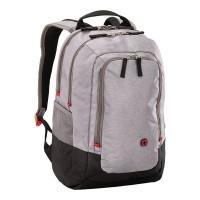 Рюкзак для ноутбука 14'' WENGER, серый, нейлон/полиэстер, 29 x 24 x 43 см, 20 л