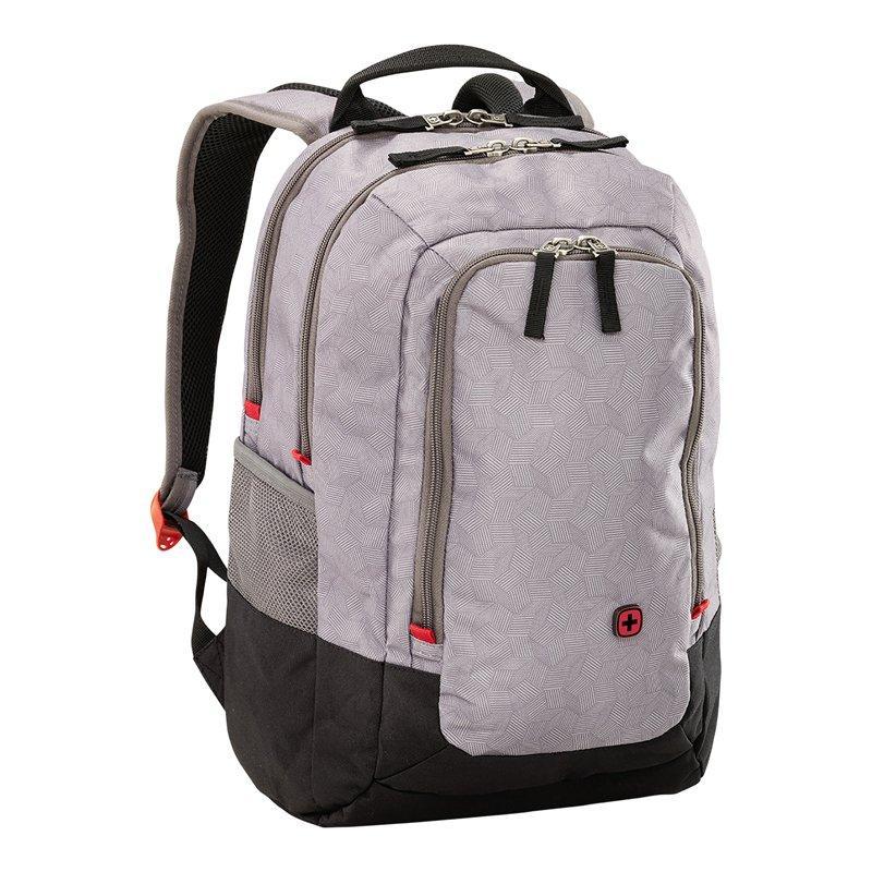 feb6488b9eb3 Купить Рюкзак для ноутбука 14'' WENGER, серый, нейлон/полиэстер, 29 ...