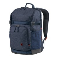 Рюкзак для ноутбука 16'' WENGER, синий, полиэстер, 30x25x45 см, 24 л