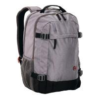 Рюкзак для ноутбука 16'' WENGER, серый, полиэстер, 33x28x46 см, 28 л