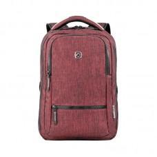 Рюкзак WENGER 14'', бордовый, полиэстер, 26x19x41 см, 14 л