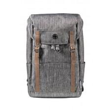 Рюкзак WENGER 16'', темно-серый, полиэстер, 29x17x42 см, 16 л