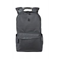 Рюкзак WENGER 14'', черный, полиэстер, 28x22x41 см, 18 л