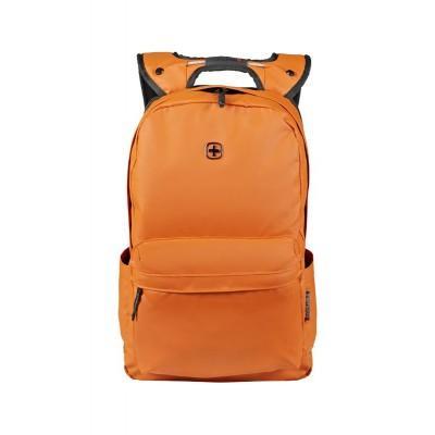 Рюкзак WENGER 14'', оранжевый, полиэстер, 28x22x41 см, 18 л