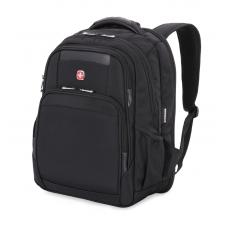 Рюкзак WENGER ScanSmart 17'' черный 32х19х43 см, 26 л