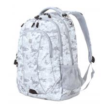 """Рюкзак WENGER 15"""" серый камуфляж  48х37х19 см 34 л"""
