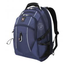"Рюкзак WENGER 15"", синий/серебристый 38 л"