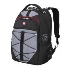 """Рюкзак WENGER 15""""чёрный/серый 34x19x46 см, 30 л"""