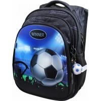 Рюкзак Winner 8063 с футбольным мячом