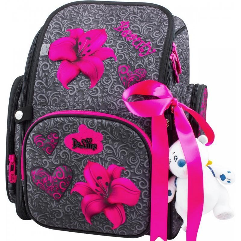 0ac55185a82a Купить Ранец DeLune 6-119 + мешок + мишка с цветами в официальном ...