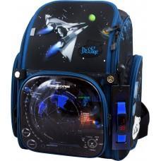 Ранец DeLune 6-123 + мешок + часы