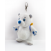 Ранец DeLune 9-115 + мешок + пенал + мишка