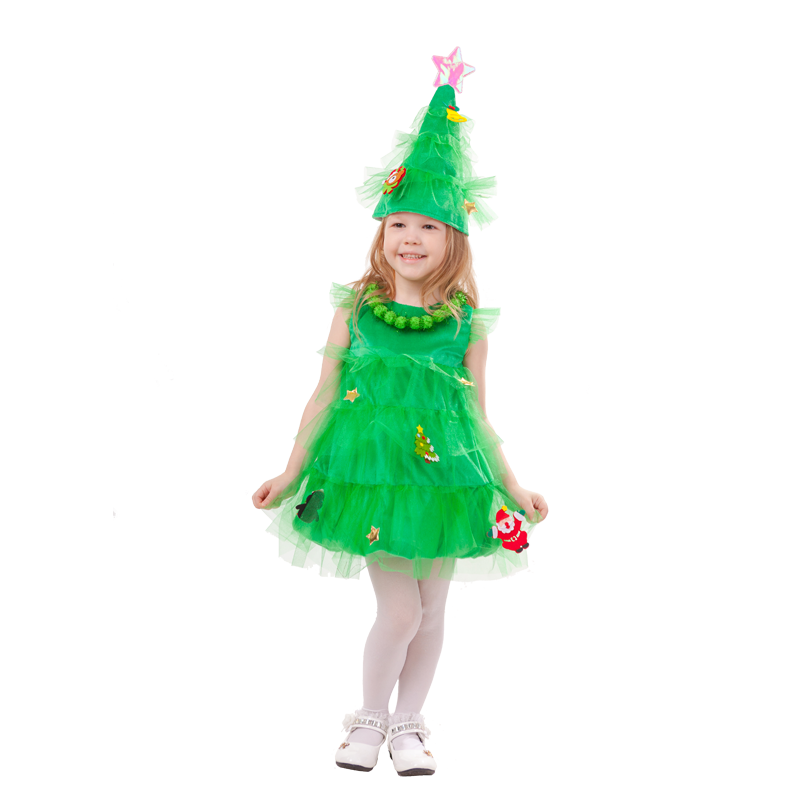 алый берет новогодний костюм елочка в картинках вам